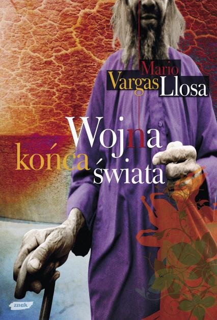 Wojna końca świata - Mario Vargas Llosa  | okładka