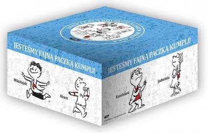 Pakiet Mikołajek Niebieski -    okładka