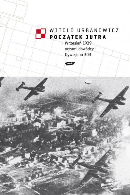 Początek jutra  - Witold Urbanowicz  | okładka