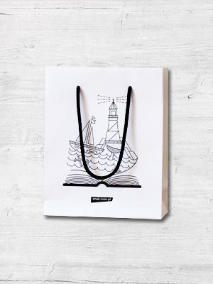 Torba prezentowa na książki (bardzo mała) -  | okładka