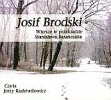 Wiersze w przekładzie Stanisława Barańczaka - Josif Brodski    okładka