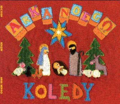 Kolędy (CD) - Arka Noego | okładka