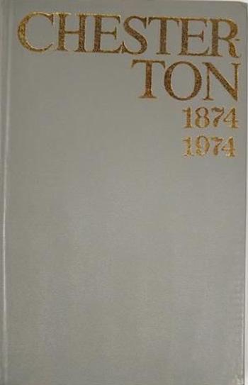 Pisma wybrane - G. K. Chesterton    okładka