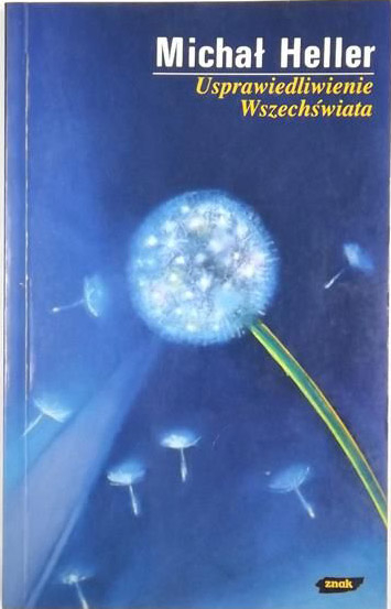 Usprawiedliwienie wszechświata - Michał Heller  | okładka