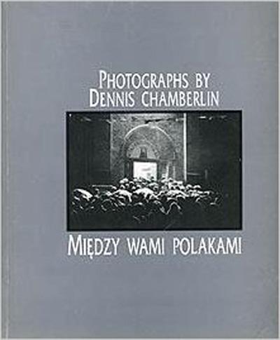 Między wami Polakami - Dennis Chamberlin  | okładka