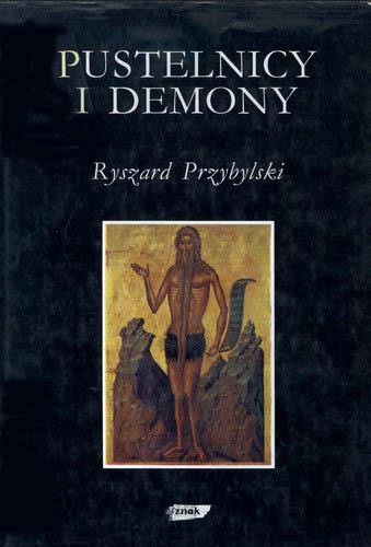 Pustelnicy i demony - Ryszard Przybylski  | okładka