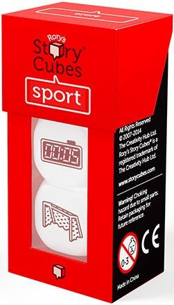 Story Cubes: Sport - rozszerzenie do gry