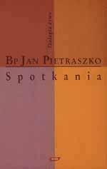 Spotkania - ks. Jan Pietraszko  | okładka