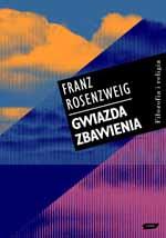 Gwiazda zbawienia - Franz Rosenzweig  | okładka