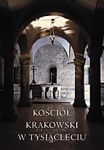 Kościół krakowski w Tysiącleciu -  | okładka