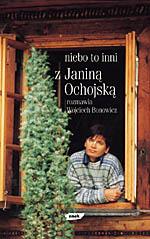 Niebo to inni. Z Janiną Ochojską rozmawia Wojciech Bonowicz - Wojciech Bonowicz, Janina Ochojska  | okładka
