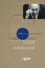 Myśli wyszukane - Leszek Kołakowski  | okładka