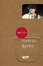 Myśli wyszukane - Norman Davies  | okładka