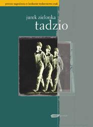 Tadzio - Jurek Zielonka  | okładka