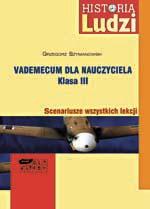 Vademecum dla nauczyciela. Klasa III - Grzegorz Szymanowski    okładka
