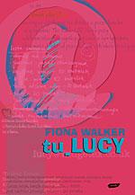 Tu Lucy - Fiona Walker  | okładka