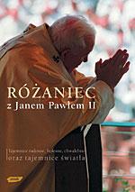 Różaniec z Janem Pawłem II -  | okładka