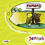 Panama. Słuchowisko na płycie CD -  Janosch  | okładka