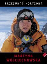 Przesunąć horyzont - Martyna Wojciechowska  | okładka