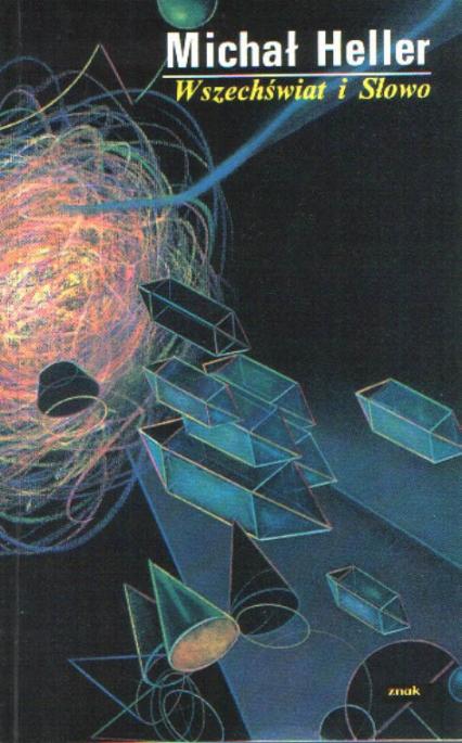 Wszechświat i słowo - Michał Heller  | okładka