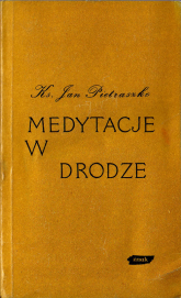 Medytacje w drodze - ks. Jan Pietraszko  | mała okładka