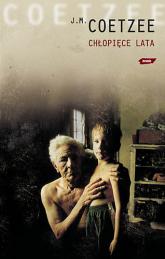 Chłopięce lata - John Maxwell Coetzee  | mała okładka