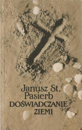 Doświadczanie ziemi - ks. Janusz Pasierb  | mała okładka