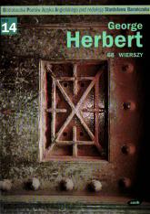 66 wierszy - George Herbert  | mała okładka