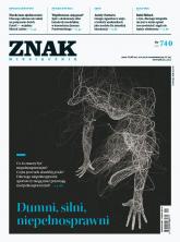 ZNAK 740 1/2017 Dumni, silni, niepełnosprawni -  | mała okładka