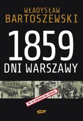 1859 dni Warszawy - Władysław Bartoszewski  | mała okładka