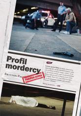Profil mordercy - Paul Britton   | mała okładka