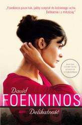 Delikatność - David Foenkinos  | mała okładka