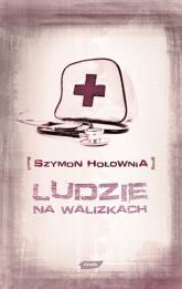 Ludzie na walizkach - Szymon Hołownia  | mała okładka