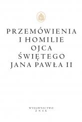 Przemówienia i homilie Ojca Świętego - papież   Jan Paweł II  | mała okładka