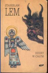 Dziury w całym - Stanisław Lem  | mała okładka