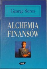 Alchemia finansów czyli jak zrozumieć rynek - George Soros  | mała okładka