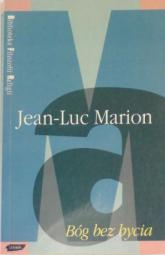 Bóg bez bycia - Jean-Luc Marion  | mała okładka