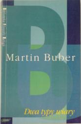 Dwa typy wiary - Martin Buber  | mała okładka
