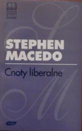Cnoty liberalne - Stephen Macedo  | mała okładka