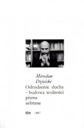 Pisma zebrane - Mirosław Dzielski  | mała okładka