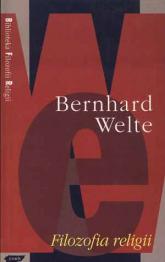 Filozofia religii - Bernhard Welte  | mała okładka