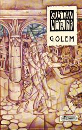 Golem - Gustaw Meyrink  | mała okładka