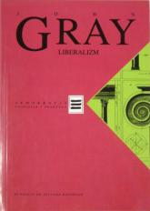 Liberalizm - John Gray  | mała okładka