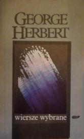 Wiersze wybrane - George Herbert  | mała okładka