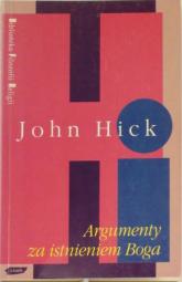 Argumenty za istnieniem Boga - John Hick  | mała okładka