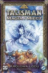 Talisman: Magia i Miecz - Królowa Lodu - gra planszowa - John Goodenough | mała okładka