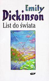 List do świata - Emily Dickinson  | mała okładka