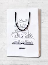 Torba prezentowa na książki (mała) -  | mała okładka