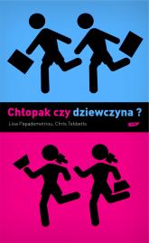 Chłopak czy dziewczyna?  - Lisa Papademetriou, Chris Tebbetts  | mała okładka