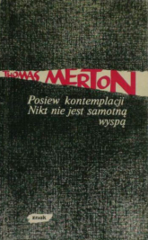 Posiew kontemplacji/ Nikt nie jest samotną wyspą - Thomas Merton  | mała okładka